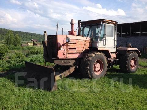 Хтз т-150к 91г. в ямз-236 - ХТЗ Т-150К, 1991 - Тракторы и ...