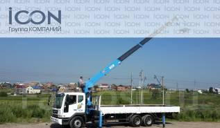 Daewoo.  Novus КМУ Dong Yang SS1926, 11 051 куб. см., 11 500 кг.