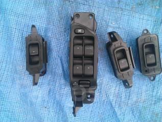 Блок управления стеклоподъемниками. Subaru Outback, BP9 Двигатель EJ25