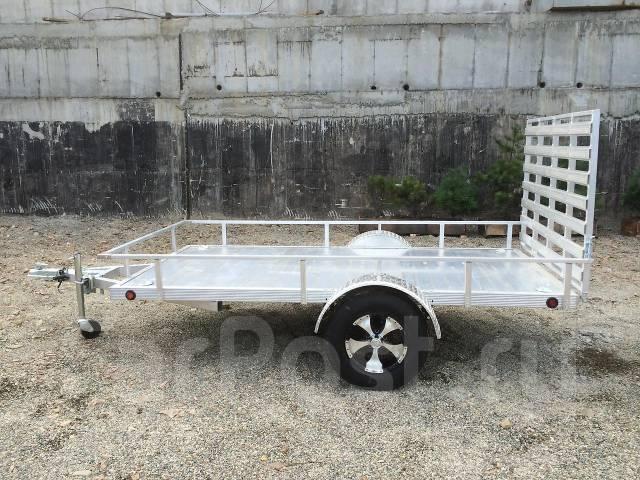 Dvrv ut5x10 алюминиевый прицеп к легковому