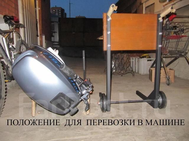 Стойка для мотора лодочного мотора фото