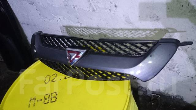 Решетка радиатора. Toyota Caldina, ST246, ST246W Двигатель 3SGTE