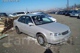 Бампер. Toyota Corolla, AE110