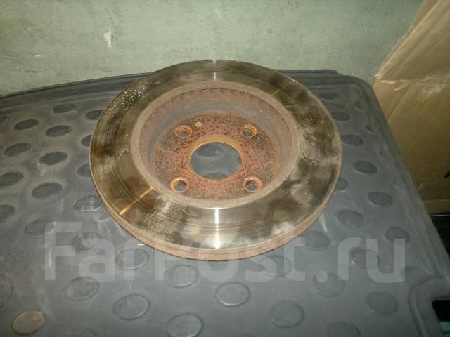 тормозной диск на mazda demio de3fs