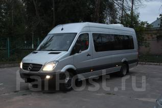 Mercedes-Benz Sprinter 515 CDI. Mercedes-BENZ Sprinter 515 CDI, 19+1 ����, ������, 2010 �. �., 2 200 ���. ��., 20 ����