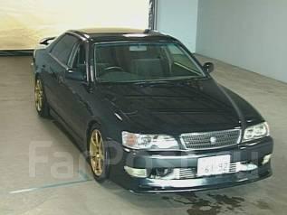 Toyota Chaser. JZX100 1JZ-GTE
