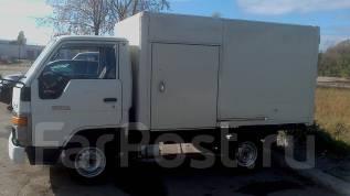 Toyota Hiace. Хороший грузовик1, 2 800 куб. см., 1 500 кг.