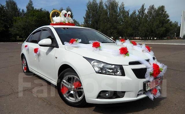 Свадебные машины украшение
