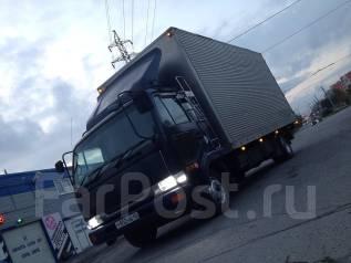 """Nissan Diesel. Продам """"nissan diesel""""-5 тонник., 7 000 куб. см., 5 000 кг."""