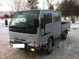 Nissan Atlas.   4 WD идеальное состояние. Обмен., 3 200 куб. см., 2 000 кг.