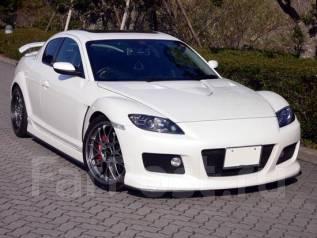Спойлер. Mazda RX-8, SE3P