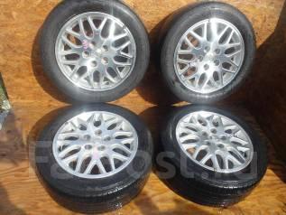 Отличные колеса R16 Toyota Crown Athlete. 6.5/7.5x16 5x114.30 ET50/55