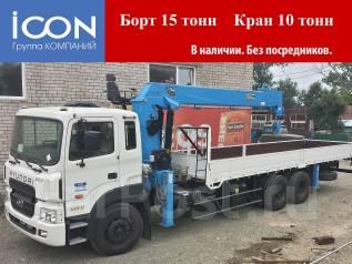 Hyundai HD250. В наличии! Hyundai HD 250 КМУ Dongyang 10 тонн, 11 149 куб. см., 15 000 кг.