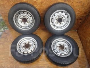 Колеса Nissan Vanette R14. 5.0x14