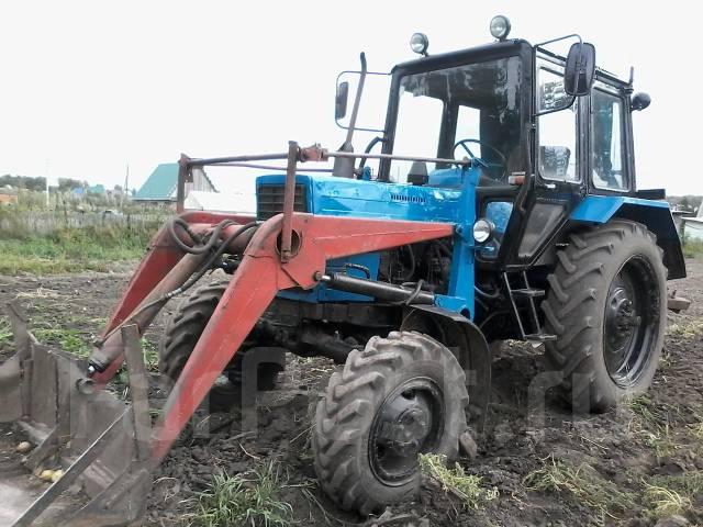 Продаю трактор мтз - 82.1 1992 г.в., хтс в городе Камне-на.