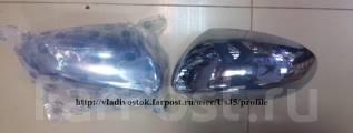 Накладка на зеркало. Nissan Dualis, KNJ10, KJ10, NJ10, J10 Nissan Qashqai, J10