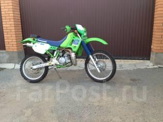 Kawasaki KDX. ��������, ���� ���, ��� �������