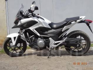 Honda NC 700X. ��������, ���� ���, ��� �������