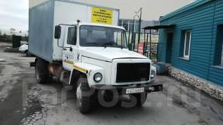 ГАЗ 3307. ГАЗ  3307, 4 250 куб. см., 4 000 кг.