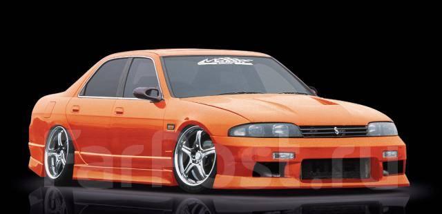 Бампер. Nissan Skyline, DR30, ER33, ENR33, HR33, BCNR33, ECR33