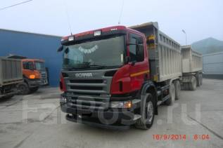 Scania P. Скания Р 380, 12 000 куб. см., 27 000 кг.