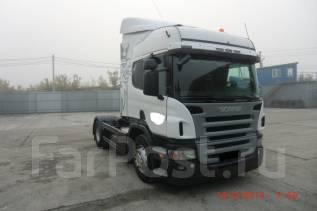 Scania P. Скания Р, 11 000 куб. см., 19 000 кг.
