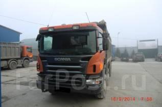 Scania P. Скания Р, 12 000 куб. см., 32 000 кг.
