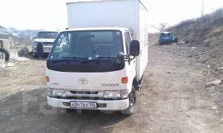 Toyota ToyoAce. Toyota Toyoace �������� ����� 4WD - 2001 ���� (10 �����), 3 000 ���. ��., 1 500 ��.