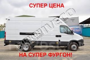 Iveco Daily. Новый цельнометаллический фургон в наличии г. Владивосток 17,2м3, 3 000 куб. см., 3 640 кг.