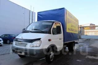 ГАЗ 330202. , 2 464 куб. см., 1 500 кг.