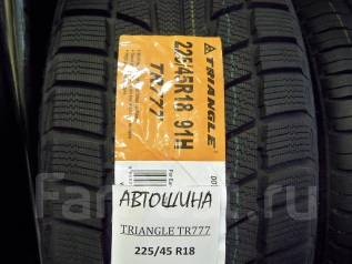Triangle Group TR777. 225/45/18, ����, ��� ������, 2014 ���, 4 ��.