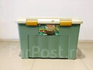 Экспедиционный ящик пластиковый бокс