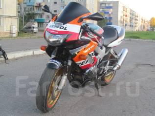 Honda VTR 1000F. ��������, ���� ���, � ��������