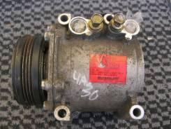 Компрессор кондиционера. Mitsubishi Pajero Mini, H58A Двигатель 4A30