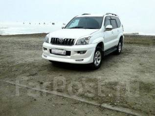 Toyota Land Cruiser Prado. ��� ��������, ����� � ���������. ��� �����