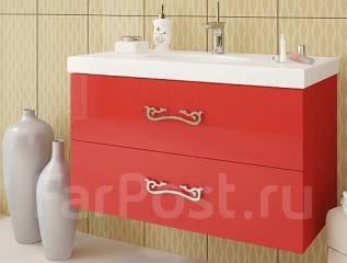 Зеркала и тумбы для ванной! ДЮНА-Сантехника!