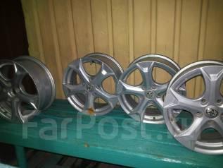 Toyota. 6.5x16 ET39 114.30x5