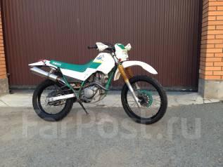 Yamaha Serow. ��������, ���� ���, ��� �������