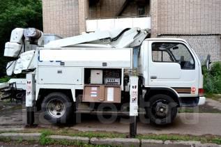 Nissan Condor. ��������������� ��������� Tadano AT-140-2, 4 000 ���. ��., 16 �.