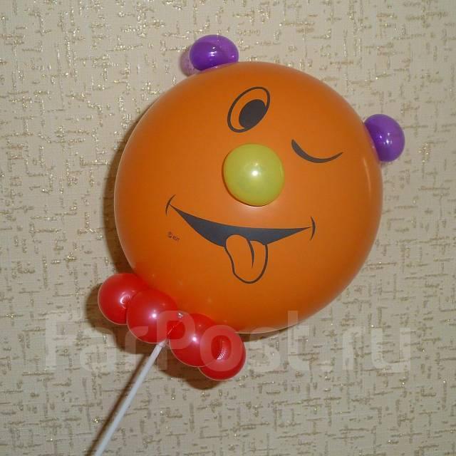 Как сделать поделки воздушных шариков