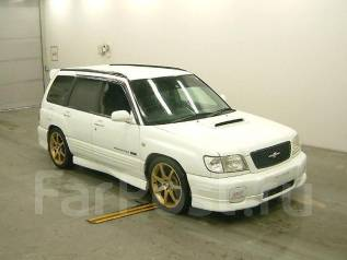 Subaru Forester STI sf5 ������ �� ���������. ��� �����