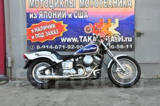 Yamaha DragStar XVS 400. ��������, ���� ���, ��� �������