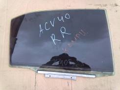 Стекло боковое. Toyota Camry, ACV40