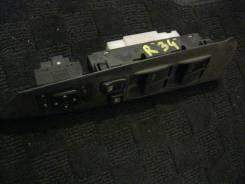 Блок управления стеклоподъемниками. Nissan Skyline, ER34 Двигатель RB25DET