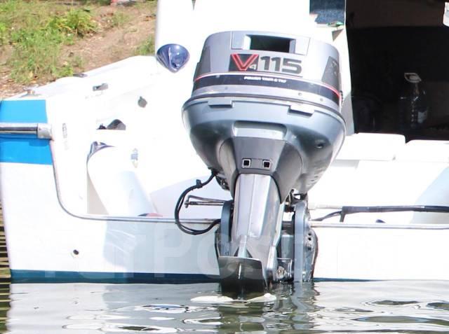 лодочный мотор ниссан 140