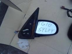 Зеркало заднего вида боковое. Nissan Bluebird Sylphy, 10