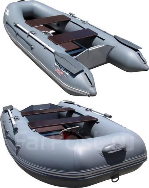 лодка пвх кайман 330 вес
