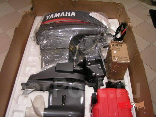 Yamaha 55BEDS новый продаю. 55,00л.с., 2х тактный, бензин, нога S (381 мм), Год: 2016 год