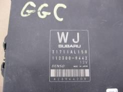 Блок управления автоматом. Subaru Impreza, GGC Двигатель EL15
