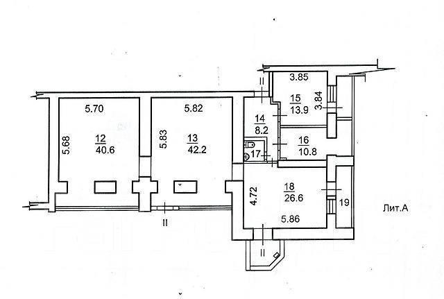 Помещение 149 кв. м. под
